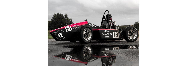 NB sponsorer AAU Racing