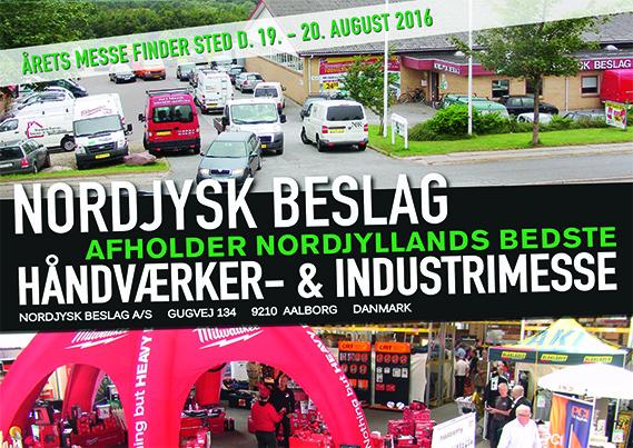 Nordjyllands største håndværker & industrimesse 2014