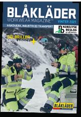 Workwear Vinter 2021 - Blåkläder